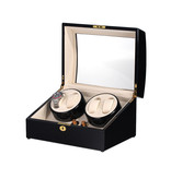 Rothenschild Horlogeopwinder voor 4 + 5 horloges RS1205 BL