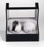 Rothenschild Horlogeopwinder RS2114BK voor 2 uurwerken