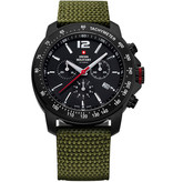 Swiss Military 34033.07 Chronograaf 42mm 10ATM
