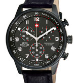 Swiss Military 34012.08 Chronograaf 41mm 5 ATM