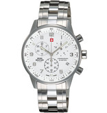 SWISS MILITARY by CHRONO Swiss Chrono horloge SM34012.02