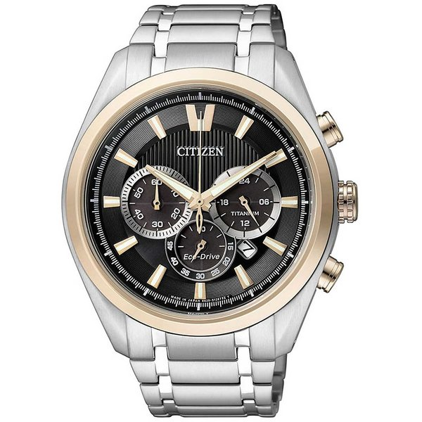 Citizen 4014-57E Eco-Drive Super-Titanium Chrono 43 mm 10ATM