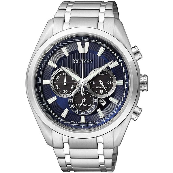 Citizen CA4010-58L Eco-Drive Super-Titanium Chrono 43 mm 10ATM