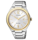 Citizen AW1374-51A Eco-Drive Elegant heren 41mm 5ATM