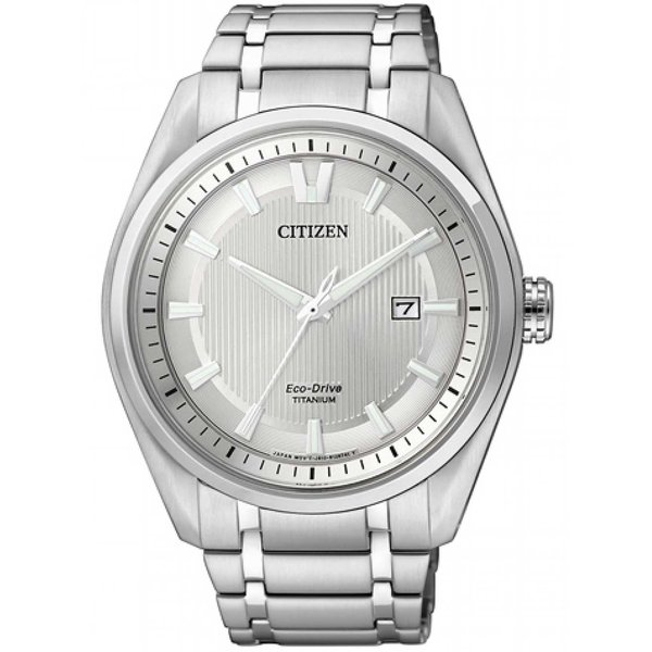 Citizen AW1240-57A Eco-Drive Super-Titanium heren 42mm 10ATM