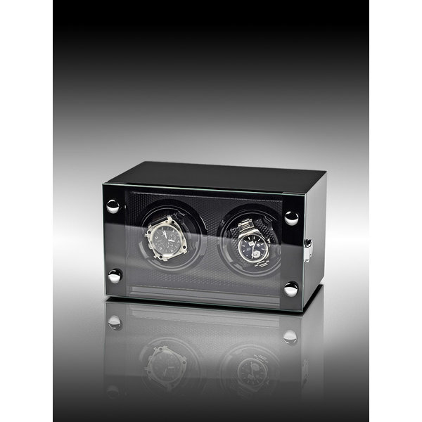 Watchwinder - Horlogewinder Rothenschild Chicago RS-2298-BK