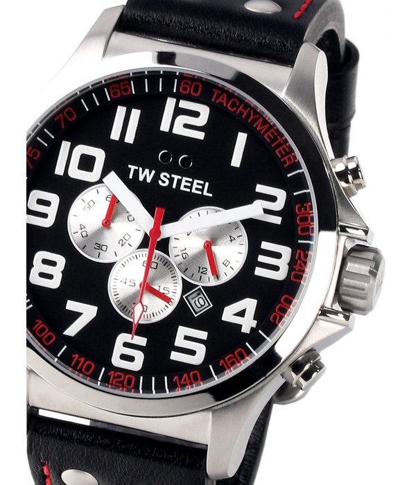 TW-Steel TW-Steel Pilot TW415 Chronograaf 48mm