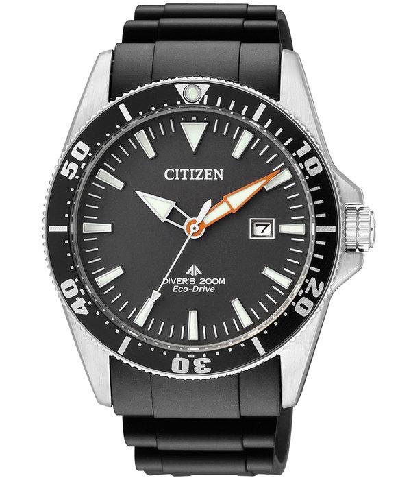 Citizen BN0100-42E Eco-Drive Promaster Sea duikershorloge  41mm 20ATM