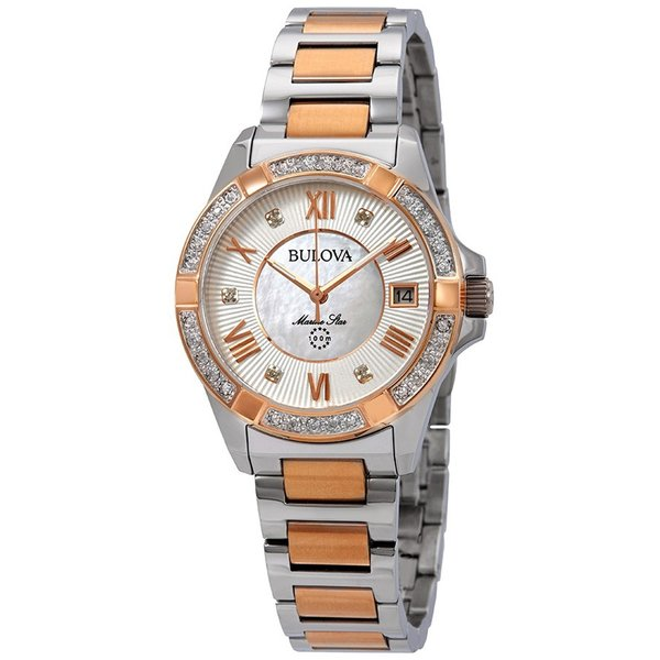 Bulova 98R234 Marine Star Dames 32 mm