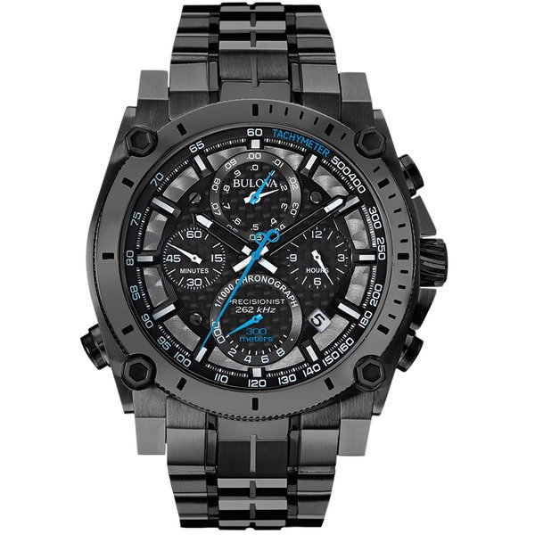 Bulova 98.B22.9 46 mm Precisionist Chrono