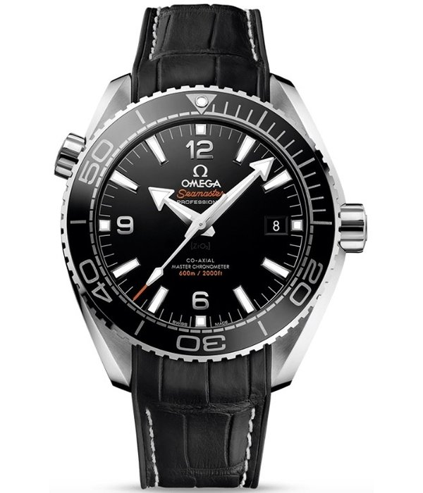 Omega Co‑Axial Master Chronometer 43.5 MM Planet Ocean 600M