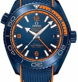 Omega Seamaster Planet Ocean 600M Co-Axial Master Chronometer Gmt 21592462203001 Big Blue