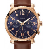 Guess W1215G1 Arrow Heren 46mm 3ATM