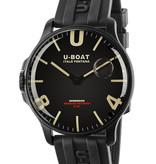 U-Boat U-Boat Heren 8464 Darkmoon Heren 44mm 5ATM