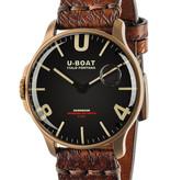 U-Boat U-Boat Heren 8467 Darkmoon Heren 44mm 5ATM