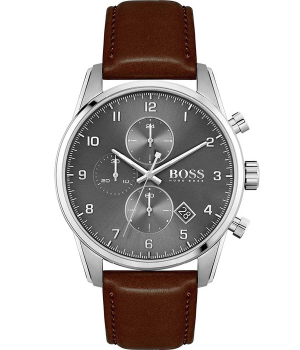Hugo Boss 1513787 Skymaster Heren Chronograaf 44mm 5 ATM