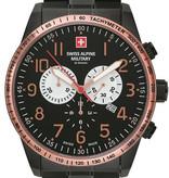 Swiss Alpine Military Swiss Alpine Military 7082.9187 Chrono 45mm 10ATM