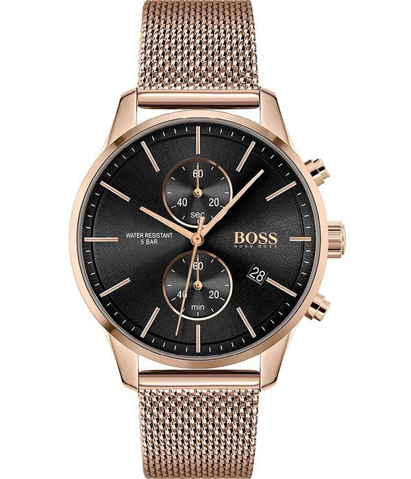 Hugo Boss 1513806 Associate Chronograaf Heren 42mm 5 ATM
