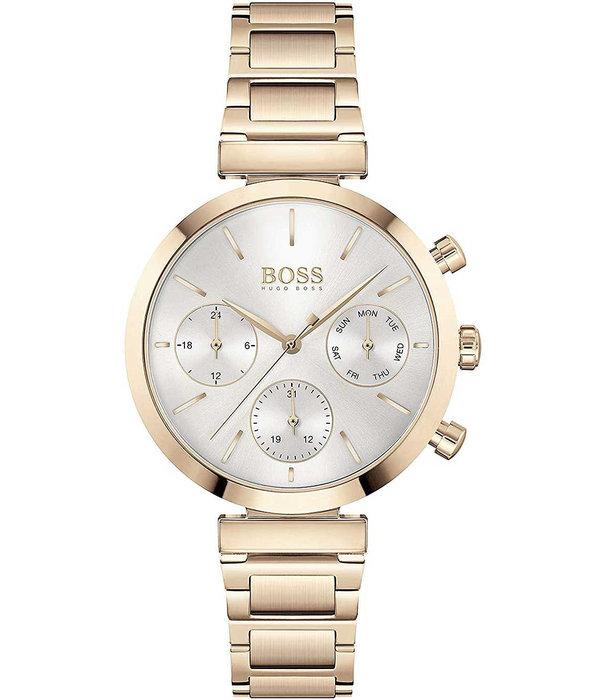 Hugo Boss 1502531 Flawless Dames 36mm 3ATM