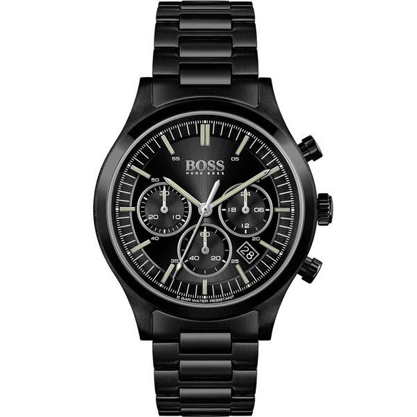 Hugo Boss 1513802 Metronome Chronograaf Heren 44mm 5ATM