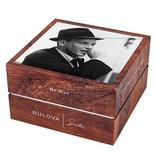 Bulova Bulova 96B360 Frank Sinatra automatisch heren 40mm 3ATM