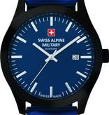 Swiss Alpine Military Swiss Alpine Military 7055.1875 Sport Heren 43mm 10ATM