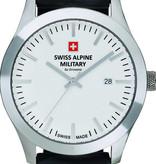 Swiss Alpine Military Swiss Alpine Military 7055.1833 Sport Heren 43mm 10ATM