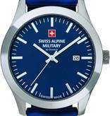 Swiss Alpine Military Swiss Alpine Military 7055.1835 Sport Heren 43mm 10ATM