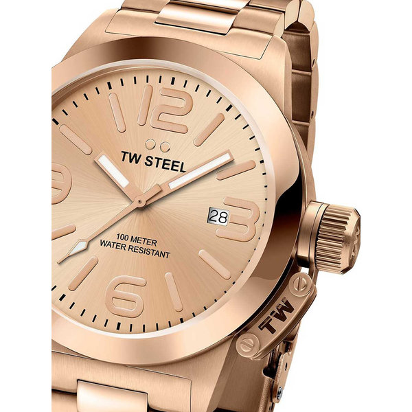 TW-Steel CB402 Canteen Dames 40mm 10ATM