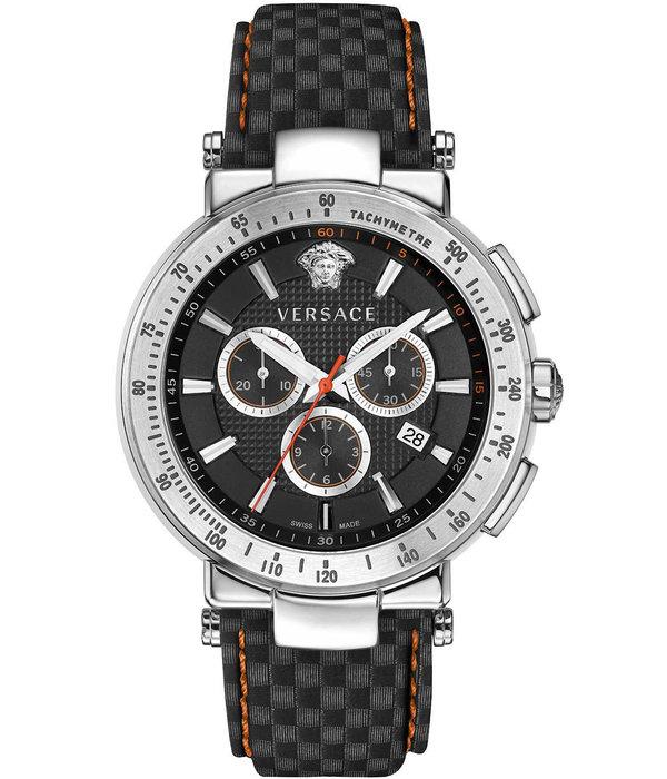 Versace Versace VFG040013 Heren Mystique Sport Chronograaf 43mm 5ATM