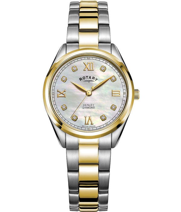 Rotary Rotary LB05111/41/D Henley Dames 30mm 5ATM