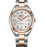 Rotary Rotary LB05112/41/D Henley Dames 30mm 5ATM