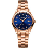 Rotary Rotary LB05096/05/D Oxford Dames  32mm 5ATM