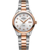 Rotary Rotary LB05094/70/D Oxford Dames  32mm 5ATM