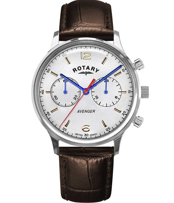 Rotary Rotary GS05203/70 Avenger Chronograph Heren 38mm 5ATM