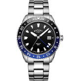 Rotary Rotary GB05108/63 Henley Heren GMT 42mm 10ATM