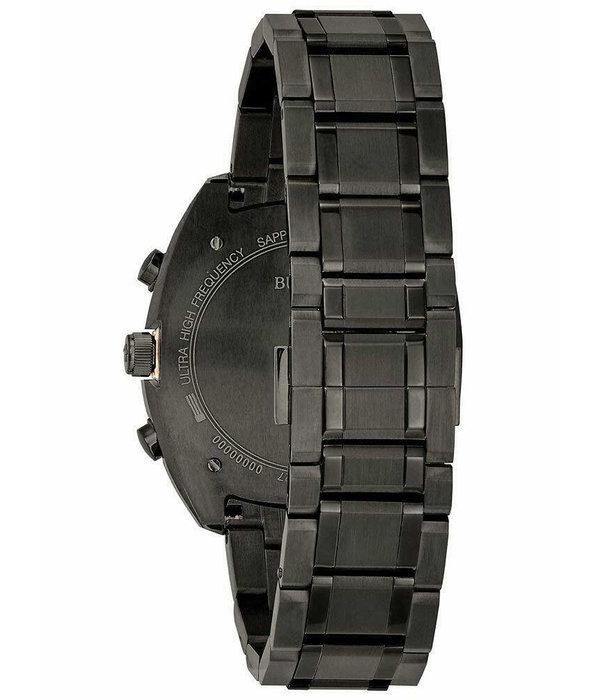 Bulova Bulova 98A158 heren curve chronograaf 43mm 3ATM