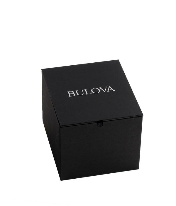Bulova Bulova 96A185 heren curve chronograaf 43mm 3ATM