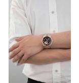 Bulova Bulova 98A140 automatisch horloge heren 45mm 3ATM