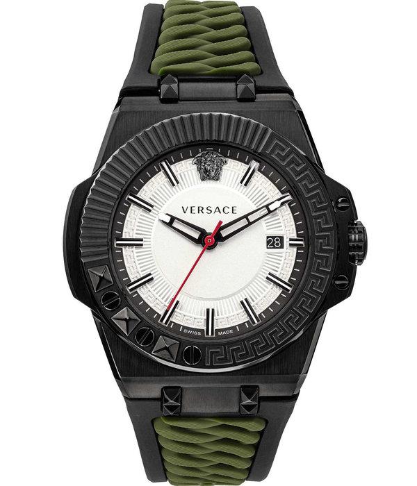 Versace Versace VEDY00419 Chain Reaction Herenhorloge 46mm 5ATM