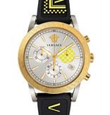 Versace Versace VELT00519 Sport Tech Chronograaf Dames 40mm 5ATM