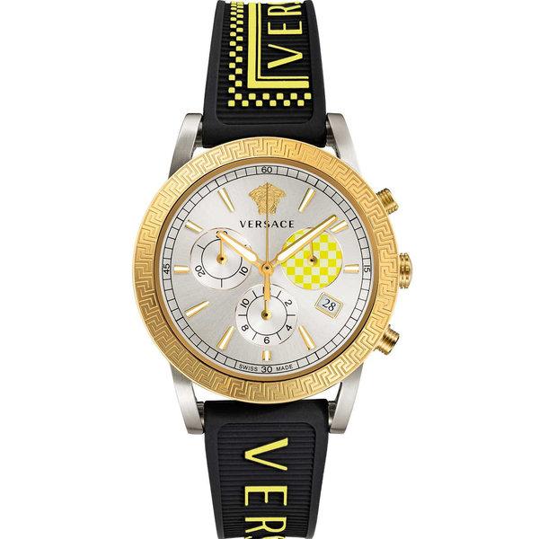 Versace VELT00519 Sport Tech Chronograaf Dames 40mm 5ATM