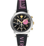 Versace Versace VELT00619 Sport Tech Chronograaf Dames 40mm 5ATM