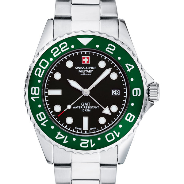 Swiss Alpine Military 7052.1133 Diver 42mm 10ATM
