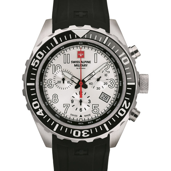 Swiss Alpine Military 7076.9832 Chrono 44mm 10ATM