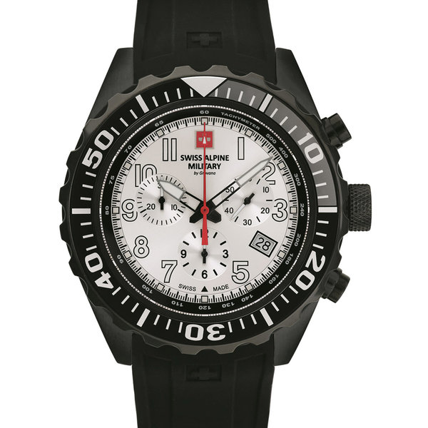 Swiss Alpine Military 7076.9872 Chrono 44mm 10ATM