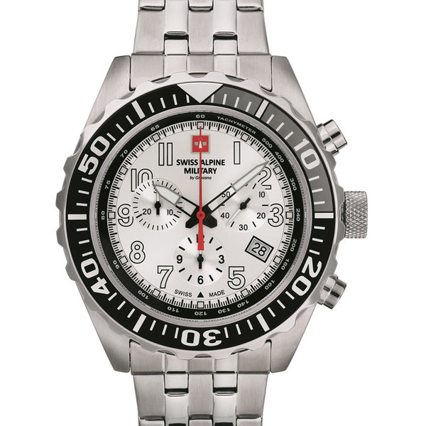 Swiss Alpine Military 7076.9132 Chrono 44mm 10ATM