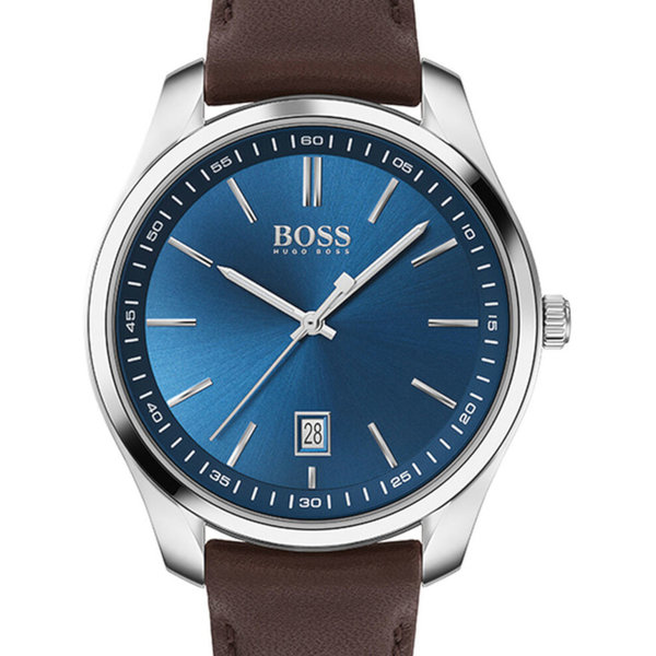 Hugo Boss 1513728 Circuit Heren 42mm 3ATM