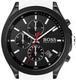 Hugo Boss 1513718 Velocity Chronograaf Heren 44mm 5ATM