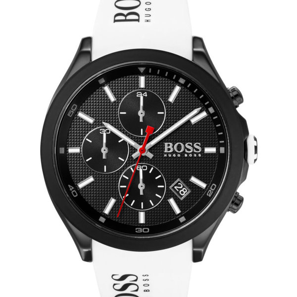 Hugo Boss 1513718 Velocity Chronograaf Heren 44mm 5ATM
